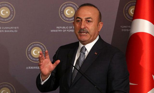 Bakan Çavuşoğlu: ABD kendi yanlış politikalarından vazgeçsin