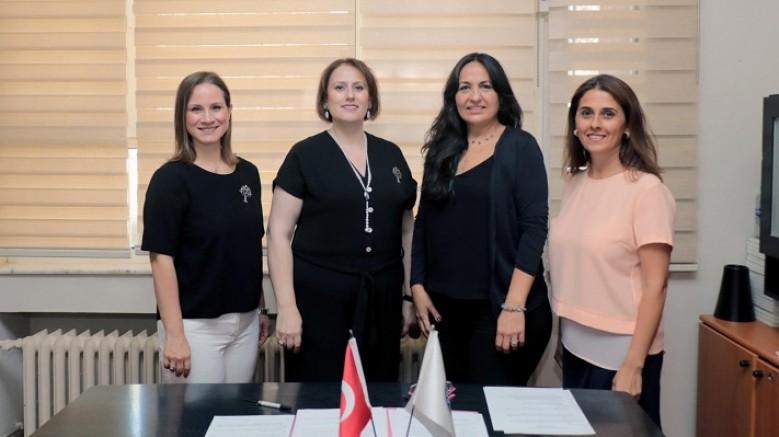 EGİKAD ile Yabancı Diller Yüksekokulu'ndan işbirliği