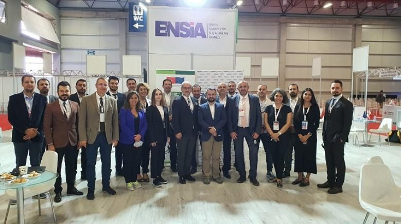 ENSİA 23 kurumsal üyesi ile Antalya'ya çıkarma yaptı