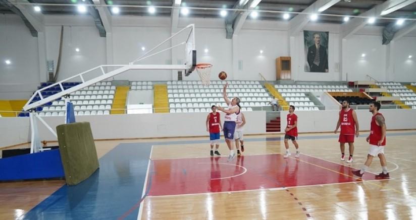 EÜ'de yenilenen spor tesisleri salgın koşullarına göre yeniden düzenlendi