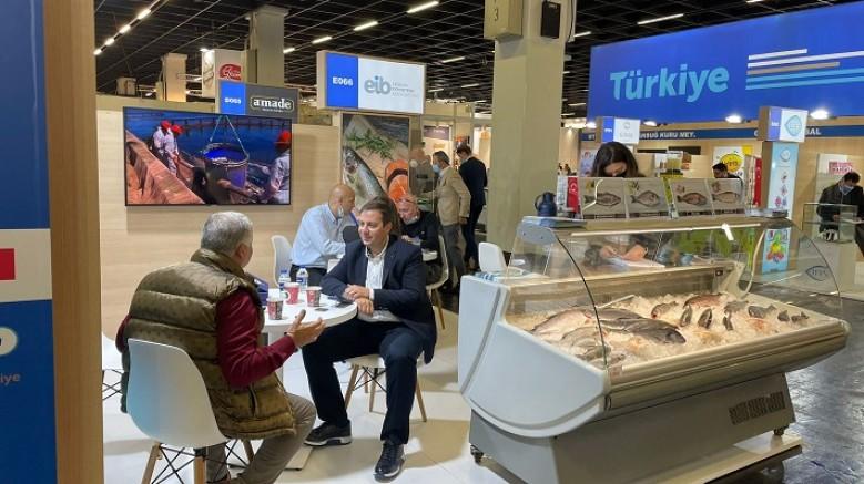 Türk su ürünleri ve hayvansal mamuller sektörü ihracatta 3,5 milyar dolara koşuyor