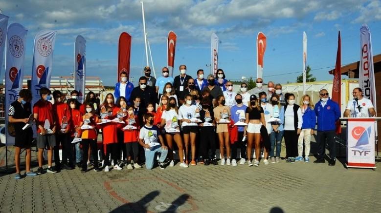 TYF 2021 Techno 293, Techno Plus ve RS:One Türkiye Şampiyonası'nda kazananlar belli oldu
